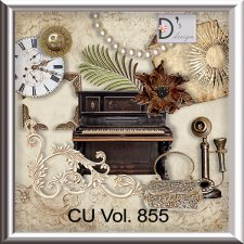 Vol. 855 vintage elements by Doudou Design