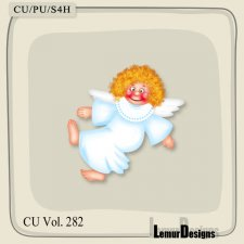 CU Vol 282 Angel by Lemur Designs