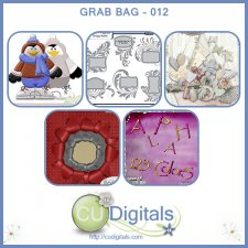 CU Scrap Grab Bag 012