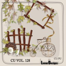 CU Vol 128 Autumn by Lemur Designs