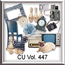 Vol. 447 Vintage Mix by Doudou Design