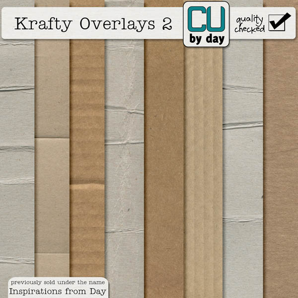 Krafty Overlays 2 - CUbyDay EXCLUSIVE