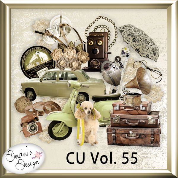 Vol. 55 Elements by Doudou Design