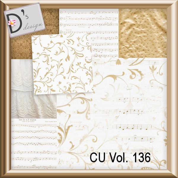 Vol. 136 Paper pack by Doudou Design