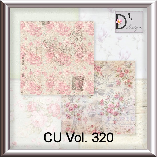 Vol. 320 Paper pack by Doudou Design