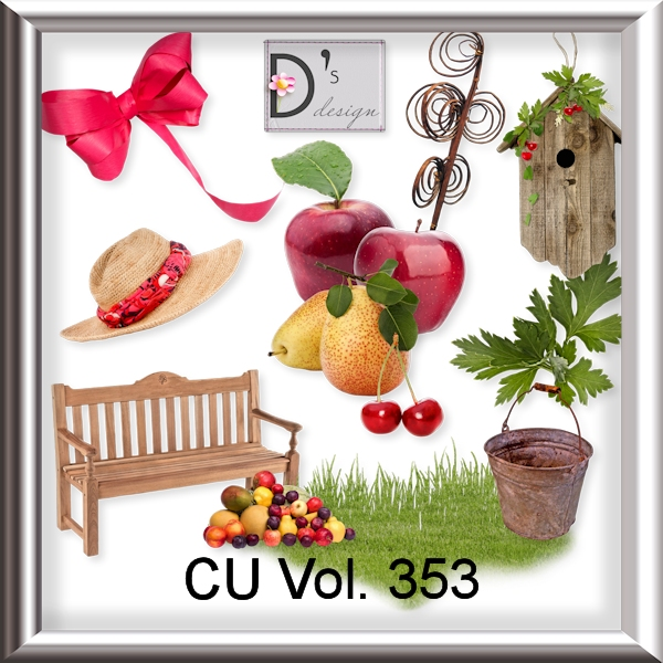 Vol. 353 Elements by Doudou Design