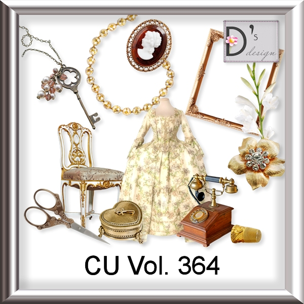 Vol. 364 Vintage Mix by Doudou Design