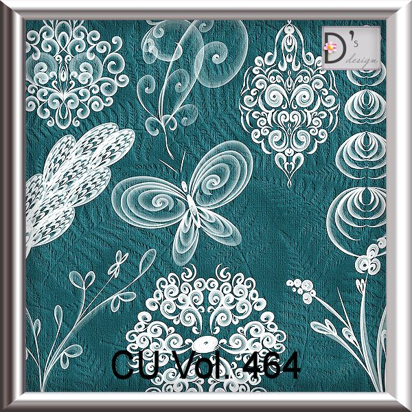 Vol. 464 Doodles Decorations by Doudou Design
