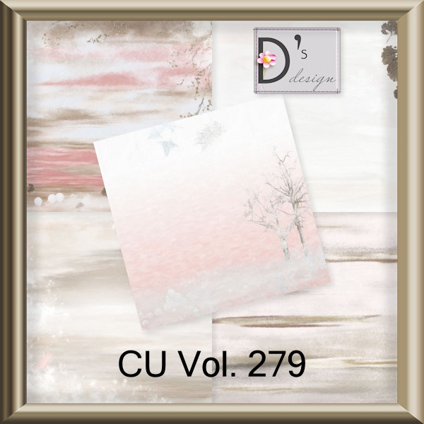 Vol. 279 Paper pack by Doudou Design