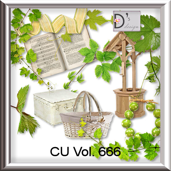 Vol. 666 by Doudou Design