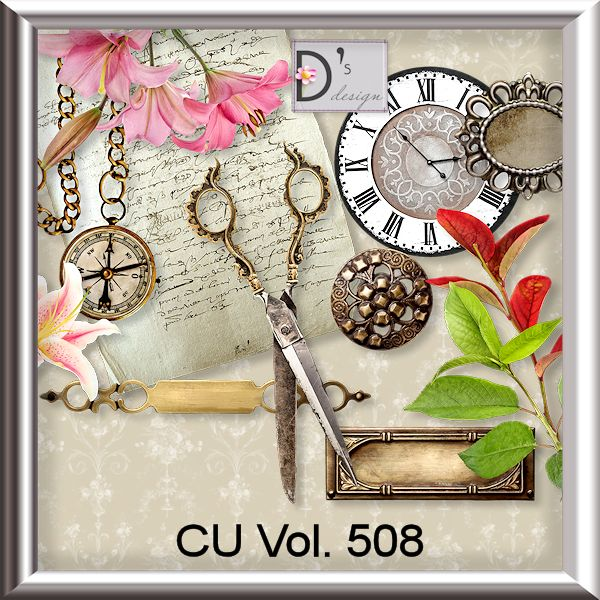 Vol. 508 Vintage Mix by Doudou Design