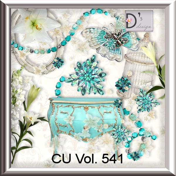 Vol. 541 Vintage Mix by Doudou Design
