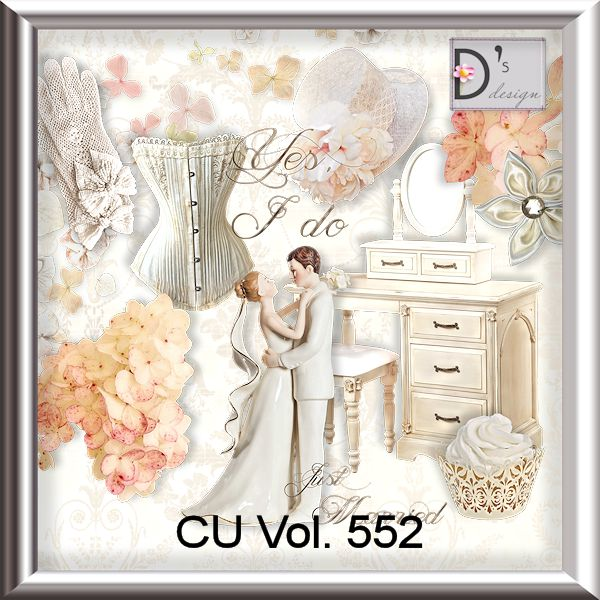 Vol. 552 Love Pack by Doudou Design