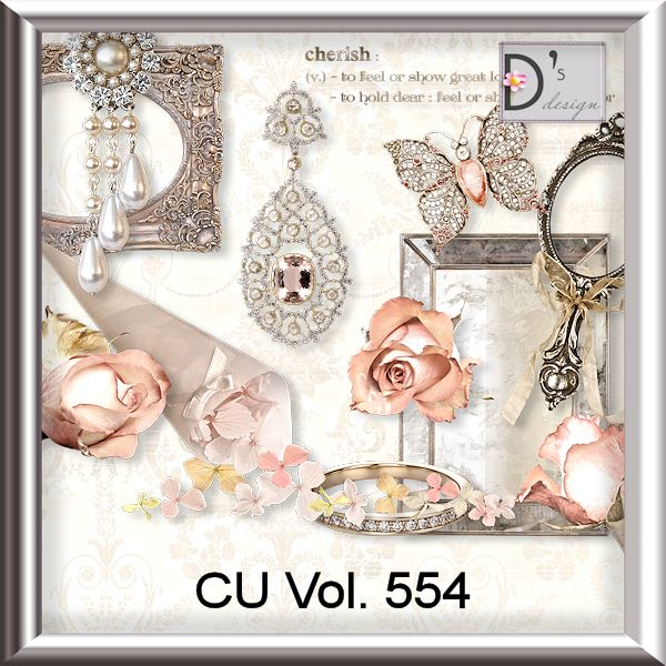 Vol. 554 Love Pack by Doudou Design
