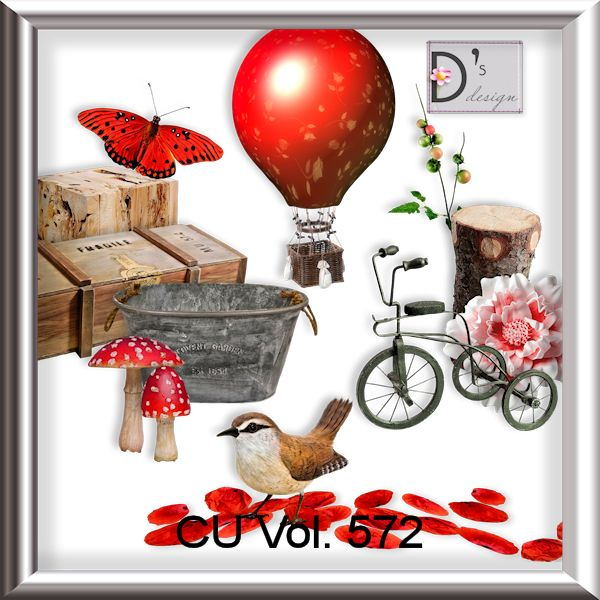 Vol. 572 Element pack by Doudou Design