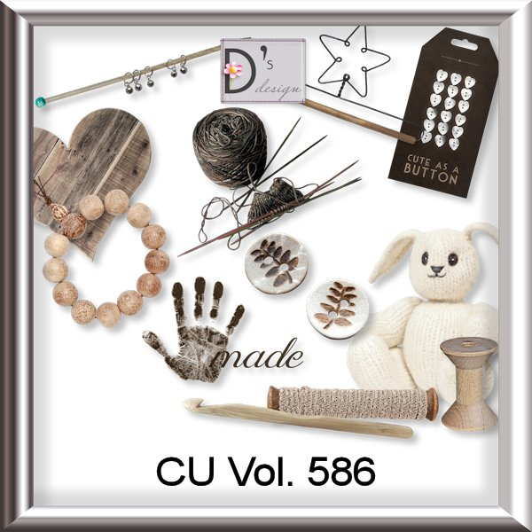 Vol. 586 Element pack by Doudou Design