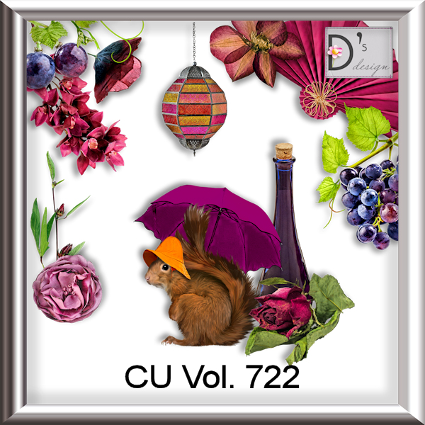 Vol. 722 Autumn Mix by Doudou Design