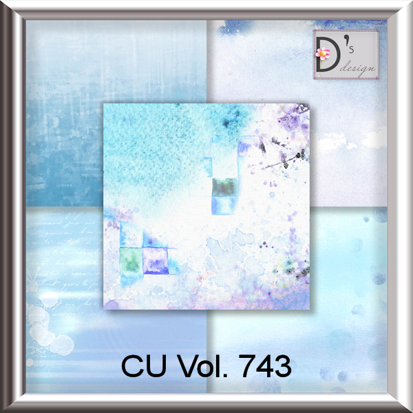Vol. 743 Paper Pack by Doudou Design