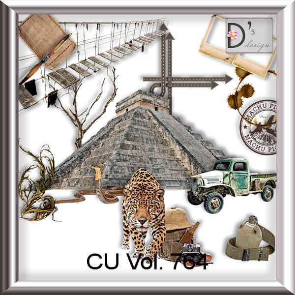 Vol 764 Travel World by Doudou Design