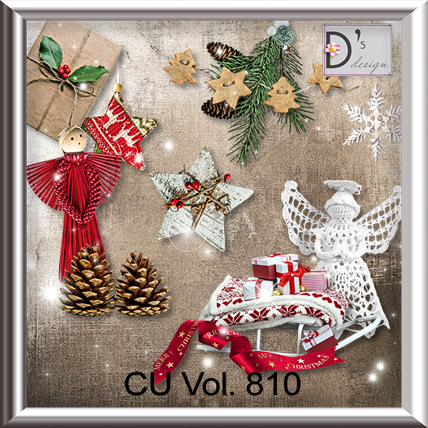 Vol. 810 christmas by Doudou Design