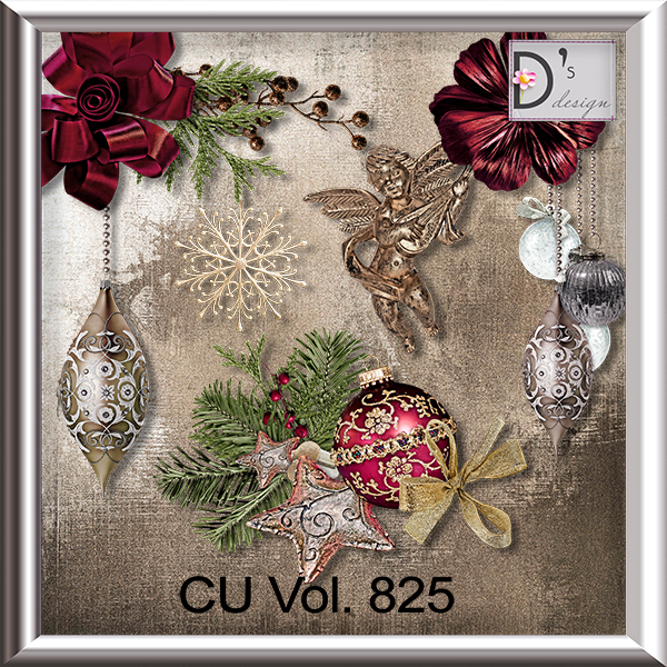 Vol. 825 christmas by Doudou Design