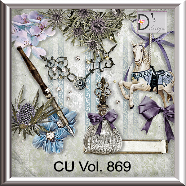 Vol. 869 vintage elements by Doudou Design