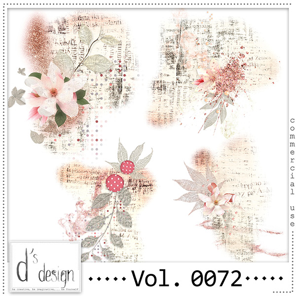 Vol. 0072 Accents by Doudou Design