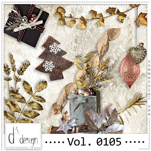 Vol. 0105 Christmas Mix by Doudou Design