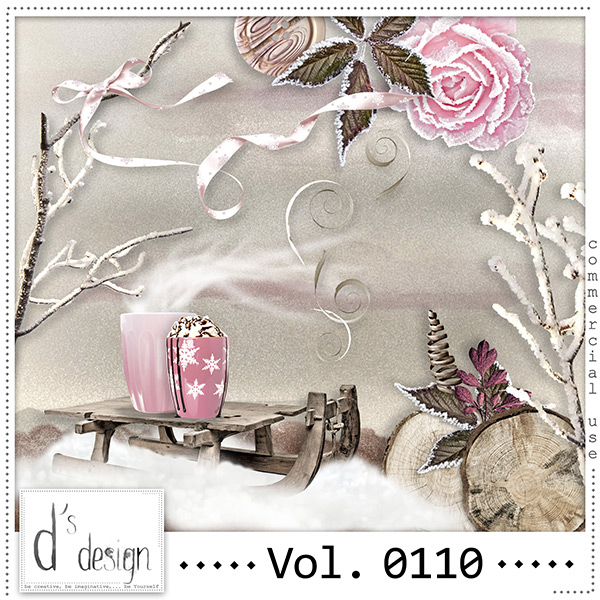 Vol 0110 Winter Mix by Doudou Design