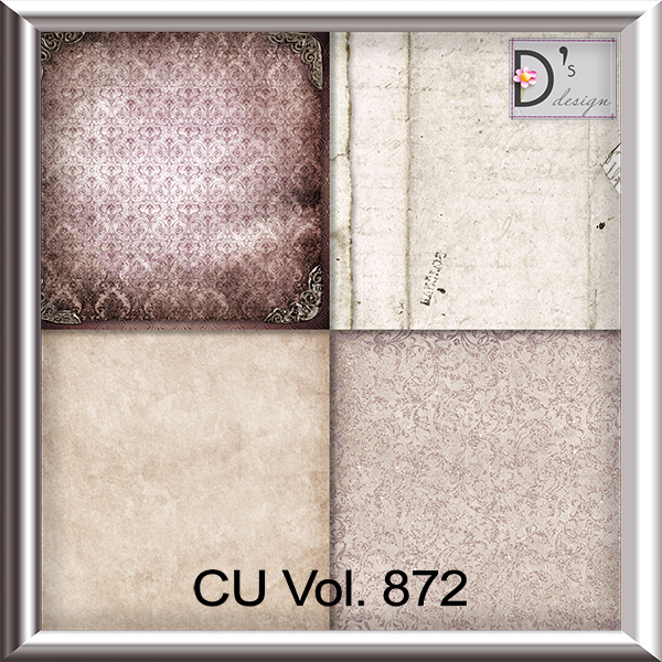 Vol. 872 vintage papers by Doudou Design