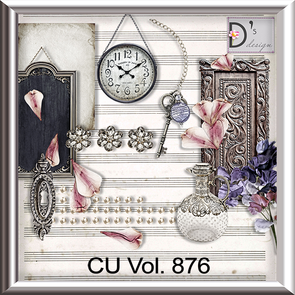 Vol. 876 vintage elements by Doudou Design