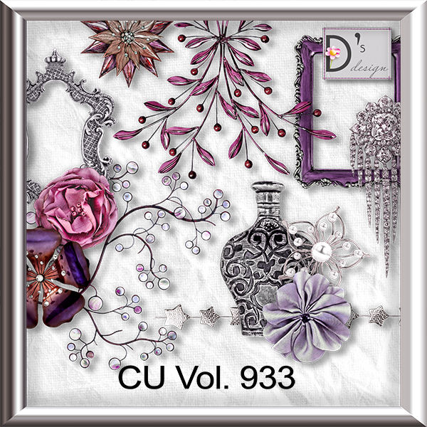 Vol. 933 Mix Elements by Doudou Design