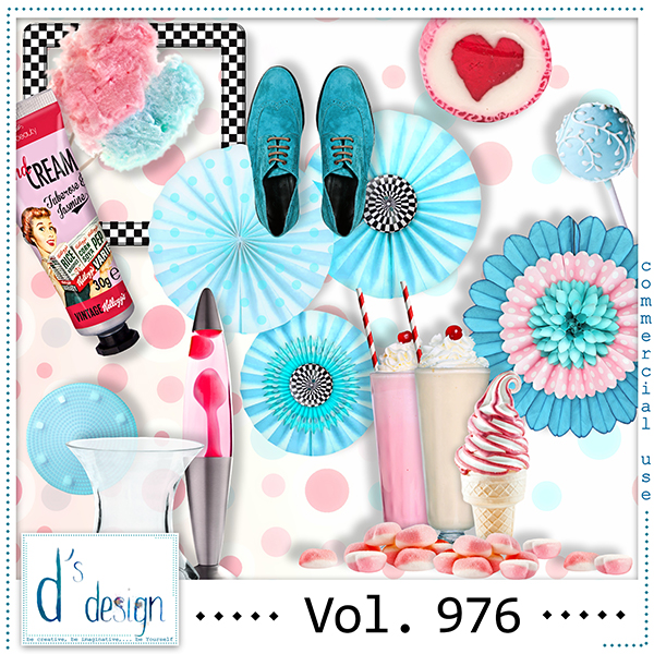 Vol. 976 Fifties Mix by Doudou Design