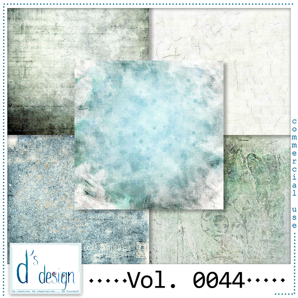 Vol. 0044 Mix Papers by Doudou Design