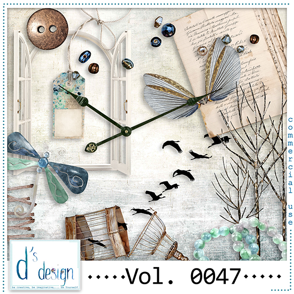 Vol. 0047 Elements Mix by Doudou Design