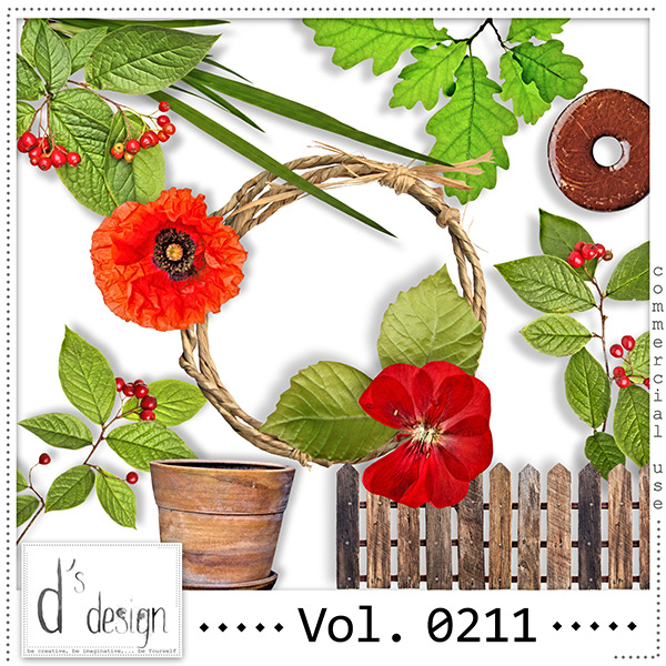 Vol. 0211 Nature Mix by Doudou Design