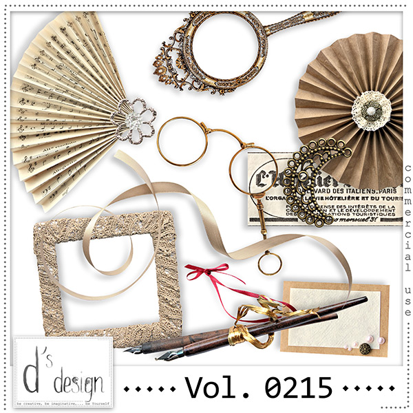 Vol. 0215 Vintage Mix by Doudou Design