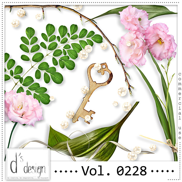 Vol. 0228 Nature Mix by Doudou Design