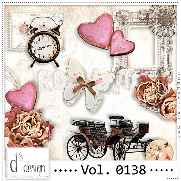 Vol. 0138 Vintage Mix by Doudou Design