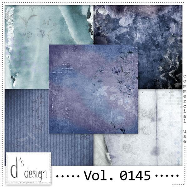 Vol. 0145 Vintage papers by Doudou Design