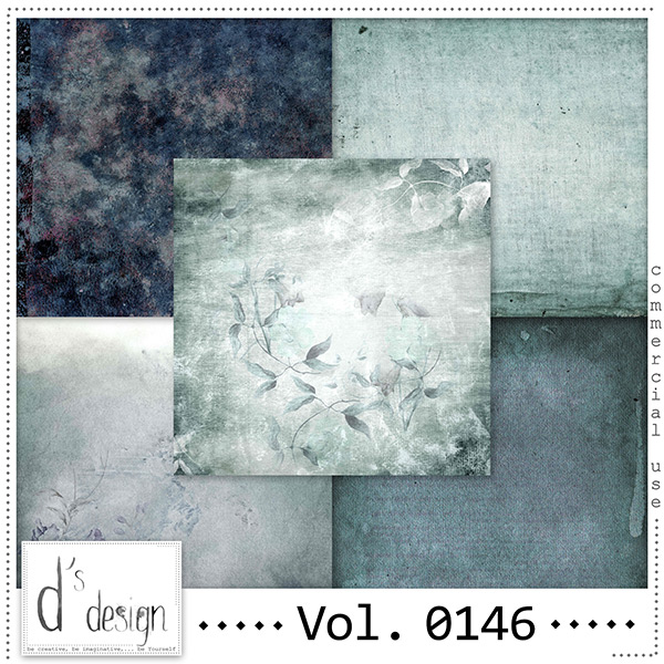 Vol. 0146 Vintage papers by Doudou Design