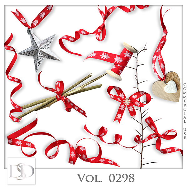 Vol. 0298 Christmas Mix by D's Design