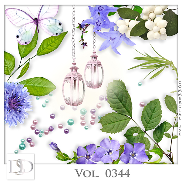 Vol. 0344 Nature Mix by D's Design