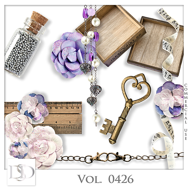 Vol. 0426 Vintage Mix by D's Design