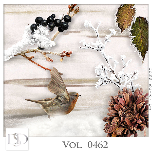Vol. 0462 Winter Mix by D's Design