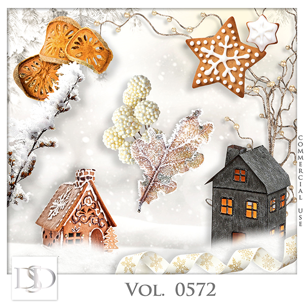 Vol. 0572 Winter Mix by D's Design