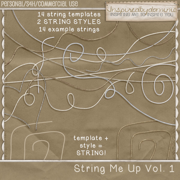 String Me Up Vol 1