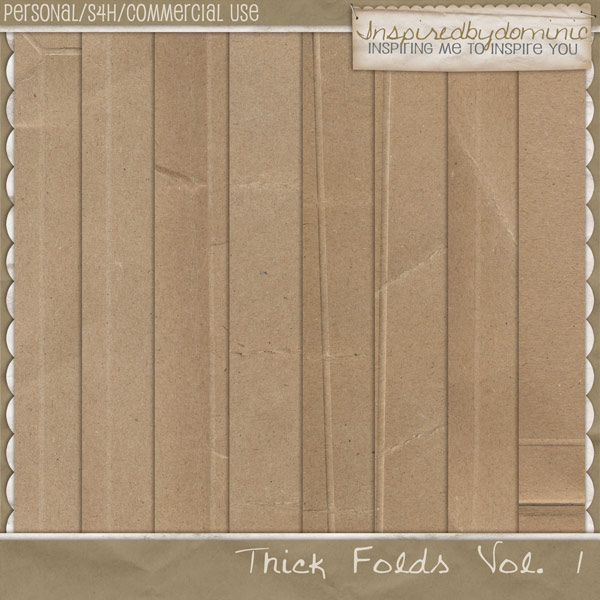 Thick Folds Vol 1