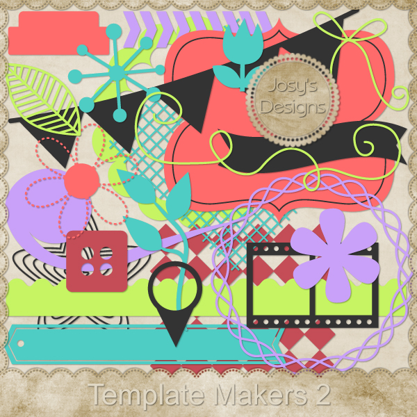 Template Makers 2 by Josy