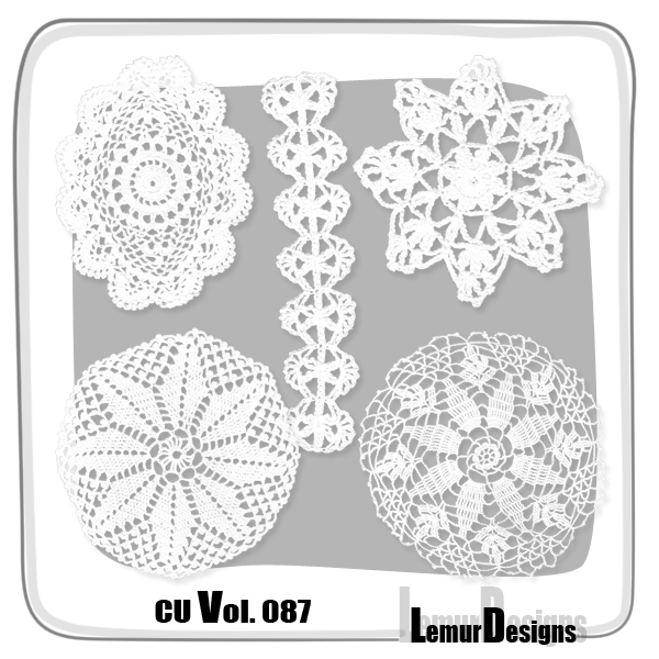 CU Vol 087 Lace by Lemur Designs